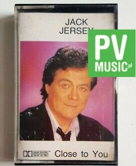 JACK JERSEY CLOSE TO YOU audio cassette