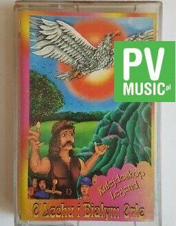 O LECHU I BIAŁYM ORLE KALEJDOSKOP BAJEK audio cassette