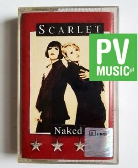 SCARLET NAKED audio cassette