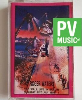 ROGER WATERS THE WALL LIVE IN BERLIN audio cassette