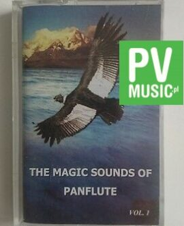 THE MAGIC SOUNDS OF PANFLUTE  VOL.1  audio cassette