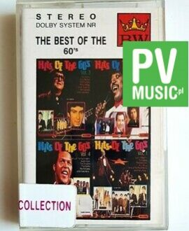 THE BEST OF 60' ROY ORBISON, TRIMI LOPEZ.. audio cassette
