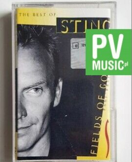 STING THE BEST OF audio cassette