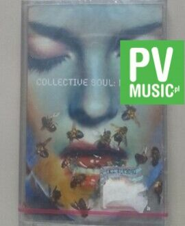 COLLECTIVE SOUL DOSAGE  NEW IN FOIL    audio cassette
