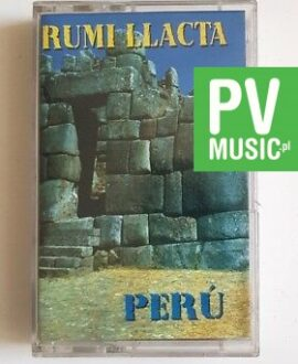 RUMI LLACTA MUSIC FROM THE ANDES PERU audio cassette