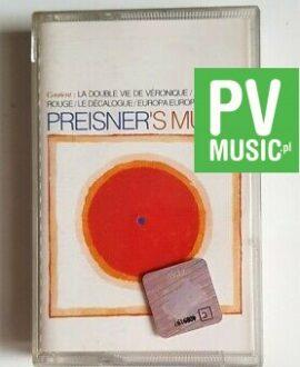 PREISNER'S MUSIC EUROPA EUROPA, FATALE.. audio cassette