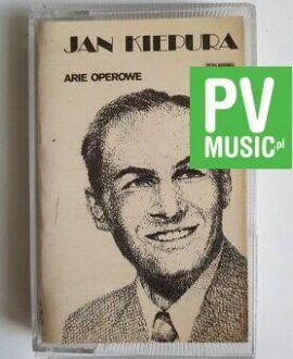 JAN KIEPURA ARIE OPEROWE audio cassette