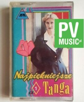 TANGO TANGO MILONGA, LA PALOMA.. audio cassette