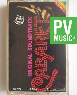 CABARET ORIGINAL SOUNDTRACK audio cassette