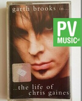 GARTH BROOKS IN THE LIFE OF CHRIS GAINES audio cassette
