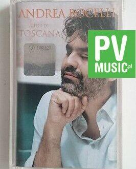 ADREA BOCELLI  CIELI DI TOSCANA   audio cassette
