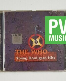 THE WHO YOUNG HOOLIGANS HITS  CD