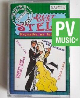 DUET STELLA PRYWATKA NA LUDOWO audio cassette