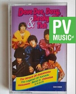 DAVE DEE, DOZY, BEAKY & MICK TICH audio cassette