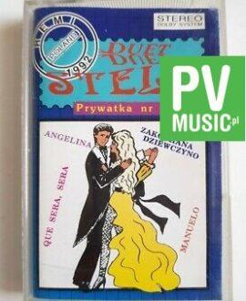 DUET STELA QUE SERA, SERA..  audio cassette