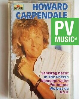 HOWARD CARPENDALE HOWARD CARPENDALE audio cassette
