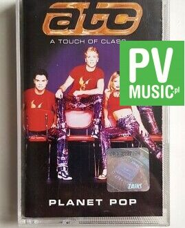 ATC PLANET POP audio cassette