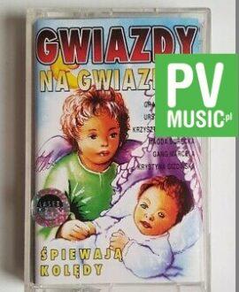 GWIAZDY NA GWIAZDKĘ K.KRAWCZYK, M.DURECKA.. audio cassette