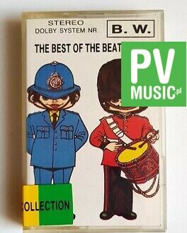 THE BEATLES THE BEST OF vol.2 audio cassette