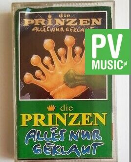 DIE PRINZEN ALLES NUR GEKLAUT audio cassette