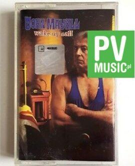 JOHN MAYALL WAKE UP CALLaudio cassette