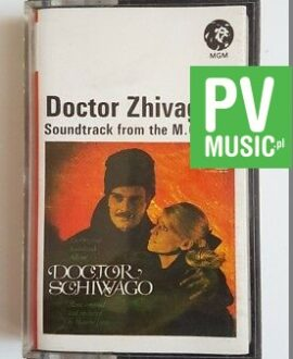 DOCTOR ZHIVAGO SOUNDTRACK FROM THE M.G.M. FILM audio cassette