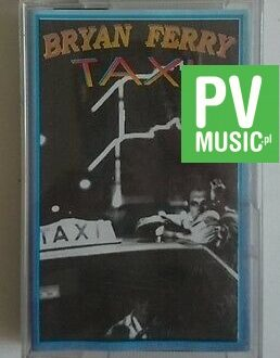 BRYAN FERRY  TAXI    audio cassette