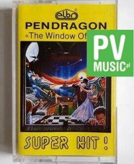 PENDRAGON THE WINDOW OF LIFE audio cassette