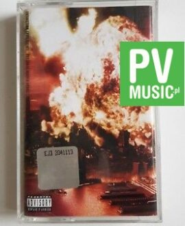 BUSTA RHYMES EXTNCTION LEVEL EVENT - THE FINAL WORLD FRONT audio cassette