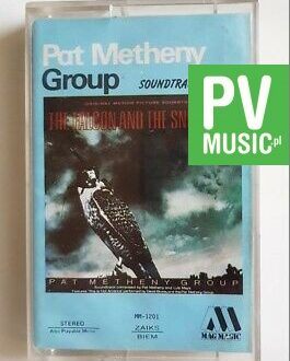 PAT METHENY GROUP SOUNDTRACK audio cassette