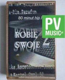 ROBIĘ SWOJE 2 PAKTOFONIKA, O.S.T.R.. audio cassette