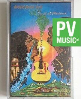 AMERYKHA SUR CANTO AL MANANA   audio cassette