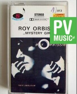 ROY ORBISON MYSTERY GIRL audio cassette