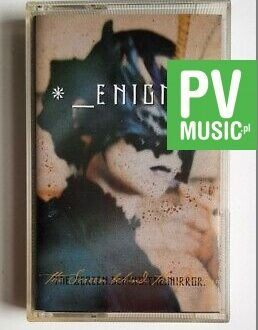 ENIGMA THE SCREEN BEHIND THE MIRROR audio cassette