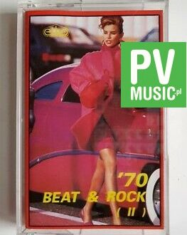 BEAT & ROCK II - 4 RUBBETTS, VANITY FARE.. audio cassette
