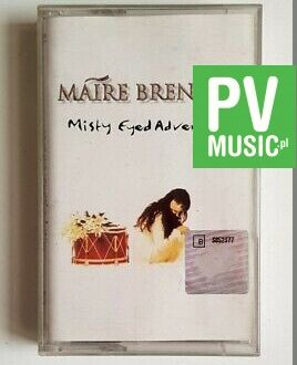 MAIRE BRENNAN MISTY EYED ADVENTURES audio cassette
