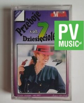 TOP HITS vol.7 EUROPE, ELECTRA.. audio cassette