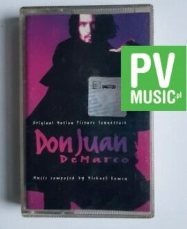 DON JUAN DEMARCO SOUNDTRACK audio cassette
