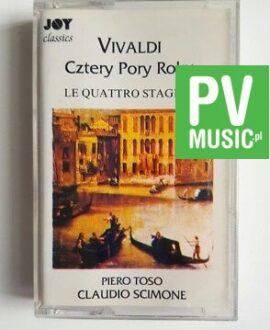 VIVALDI LE QUATTRO STAGIONI audio cassette