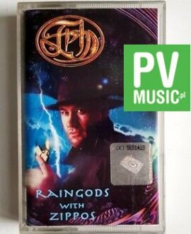 FISH RAINGODS WITH ZIPPOS audio cassette
