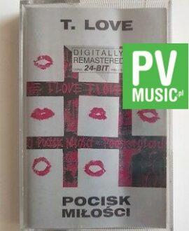 T.LOVE POCISK MIŁOŚCI audio cassette