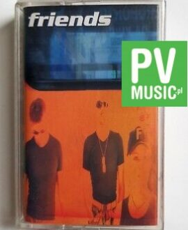 FRIENDS NIEBEZPIECZNA audio cassette