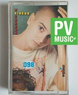 SINEAD O'CONNOR NOTHING COMPARES 2 U  audio cassette