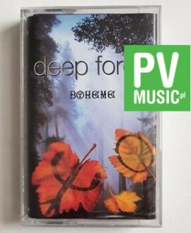 DEEP FOREST  BOHEME audio cassette
