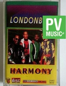LONDONBEAT  HARMONY   audio cassette