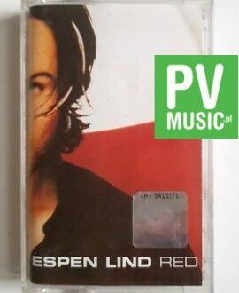 ESPEN LIND RED audio cassette