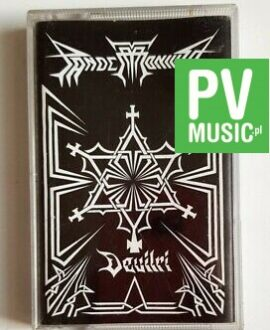 PANDEMONIUM DEVILRI audio cassette