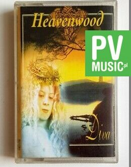 HEAVENWOOD DIVA audio cassette