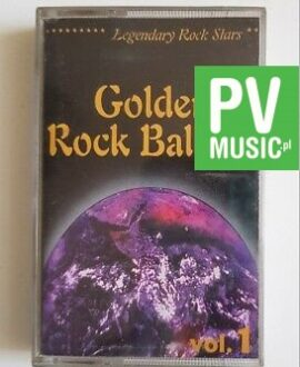 GOLDEN ROCK BALLADS THE BEATLES, BEE GEES.. audio cassette