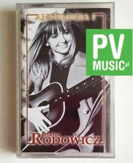 MARYLA RODOWICZ ANTOLOGIA 1 audio cassette